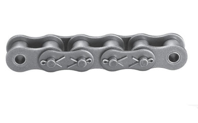 ISO DIN standard carbon steel 24A-1/120-1 heavy duty Roller Chain High Quality China Supplier