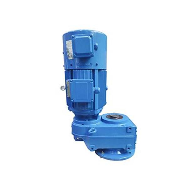 Serie F de la caja de cambios del fabricante de China de la cadena de rodillos de alta precisión para varias opciones