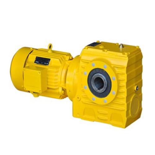 专业变速箱产品中国齿轮箱S系列斜齿轮减速机
