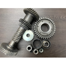 Comparison of the characteristics of gear shaping and hobbing