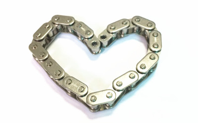 20A-1/100-1  Transmission chain B series Roller Chain High Quality China Supplier Nickel-plated chains
