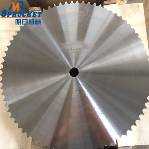 European Standard Stock bore platewheel 12 sprocket platewheel