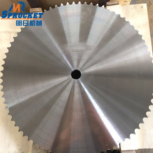 Steel Durable Stock Bore Platewheels(K) 35 Chain Sprockets for Transmission From China