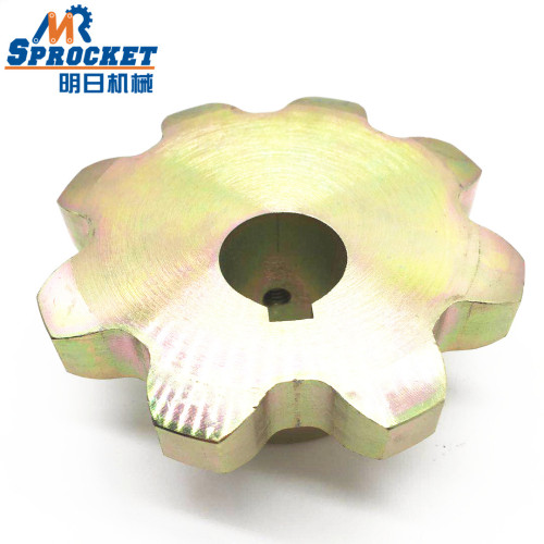 Steel Durable Standard Stock Bore Sprockets(NK) 200 Double Teeth Excavator Chain Sprockets for Various Uses  Idler Sprocket Fraggle Rock
