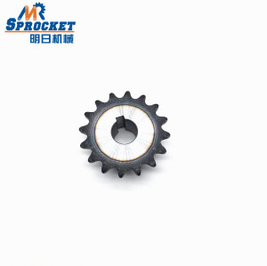 Steel Durable Standard Finished Bore Sprockets 40BS chain sprockets for Manufacturing from China