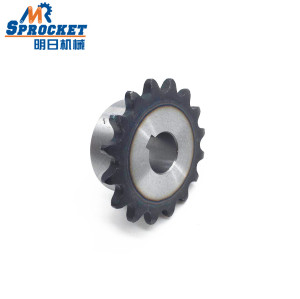 European Standard Stock Bore Sprocket 20 Stainless steel sprocket