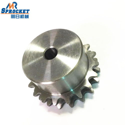 European Standard Stock Bore Sprocket 16 Stainless steel sprocket
