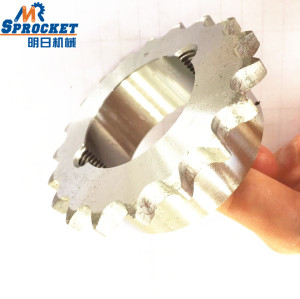 European Standard Taper bore sprocket 20 chain sprocket