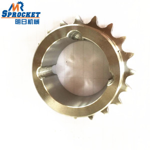European Standard Taper bore sprocket 24 chain sprocket