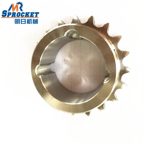 European Standard Taper bore sprocket 28 chain sprocket