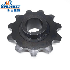 European Standard Cast iron sprocket 08 chain sprocket ACC.to DIN8187