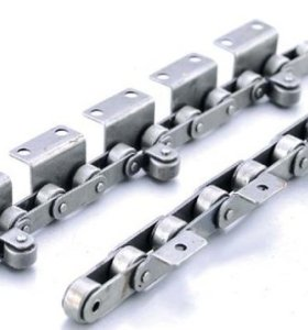 Roller Chain High Quality China Supplier Palm Oil Chains PO101.6F12 for Engineering From China