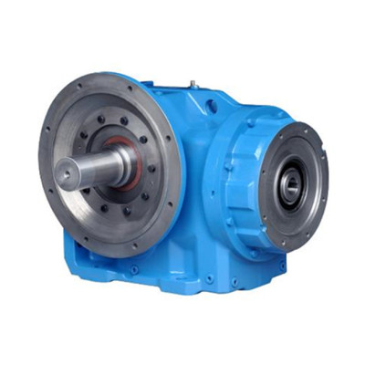 Professional Transmission Products Chinese Gearbox S Series Helical-Worm Gearbox