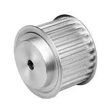 high precision Chinese Manufactured transmission T10 Aluminum & steel timing belt pulley timing pulley