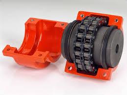 Acero KC-6020 / KC-6022 / KC-6018 acoplamiento de rueda dentada de cadena de rodillos transmisión de alta precisión fabricada en China