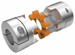 Transmisión fabricada en China de alta precisión Acoplamiento rígido HRC 90110130150180230280 Acoplamiento