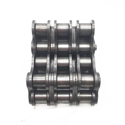 Short pitch precision 08A-1/40-1 chain transmission efficiency simplex industrial stainless steel