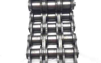 Short pitch precision10A-1/50-1 chain drive transmission simplex industrial stainless steel conveyor