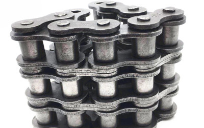 Short pitch precision 12A-1/60-1 chain of transmission simplex industrial excellent chains
