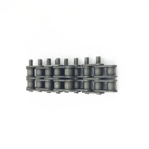 Short pitch precision pitch 6.35mm 04B-1/25-1 transmission roller chain for 04/25-1 sprocket