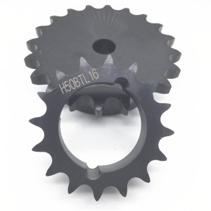 American Standard  Sprocket with Split Taper Bushings 41 chain sprocket