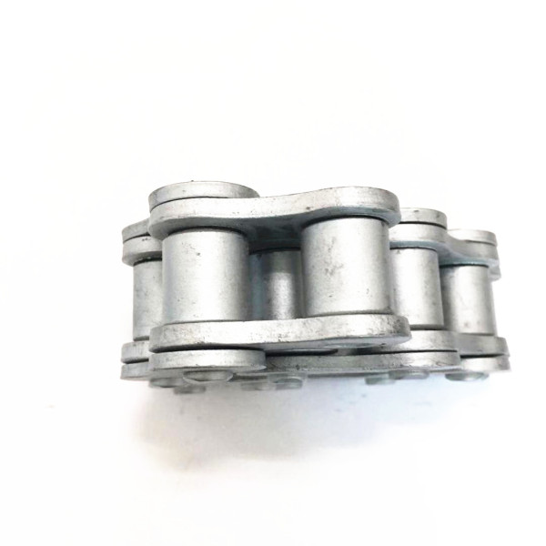 Paso 12,7 mm 08A-1 / 40-1 Cadena de rodillos chapada en Dacromet Proveedor de China de alta calidad (serie A)