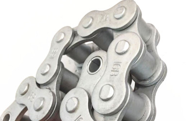 roller chain Pitch 19.05mm 12A-1/60-1  Dacromet-plated Roller Chain High Quality China Supplier