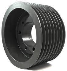 1 groove taper sheaves bore bushing v belt split pulley for American Standard