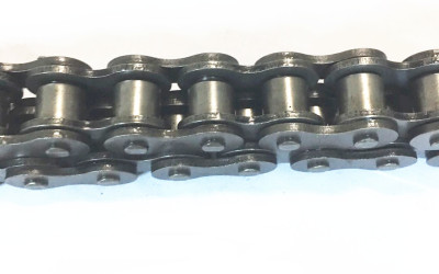 Industrial roller chain pitch 19.05mm 12B-1 short pitch Roller Chain High Quality China Supplier transmission  drive ss316 chains