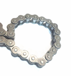 20A-1/100-1  Cottered type Short pitch precision Roller Chain High Quality China Supplier(A series)