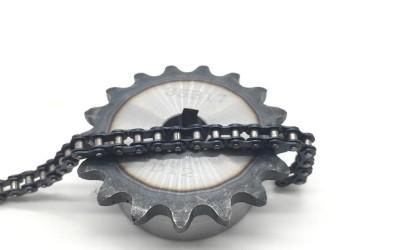 simplex drive Short Pitch Precision Roller Chains B Series driving chain 20B-1 carbon steel transmission Roller Chain and transmission chaine ou courroie