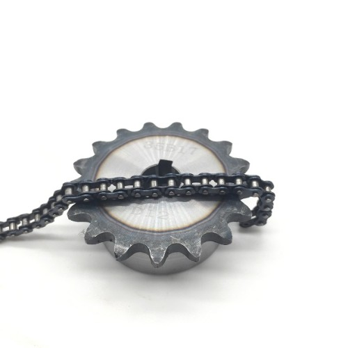 Drive chain simplex carbon steel/stainless steel 06B-1 chain of disease transmission