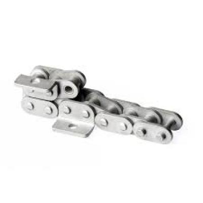 08BSBF1 Zinc-Plated side bow Roller Chain High Quality China Supplier