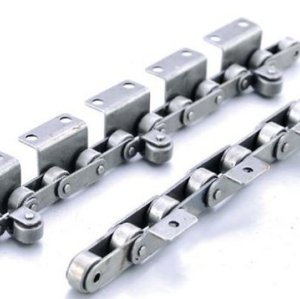 High Precision Roller Chain China Manufacturer Stainless Steel Combine Chains 208AF3(A) for Agriculture
