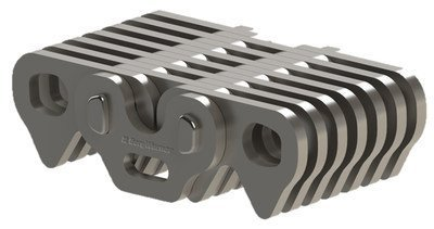 High quality C4-320/C4-323/C4-329 Inverted Tooth High Precision Roller Chain China Manufacturer