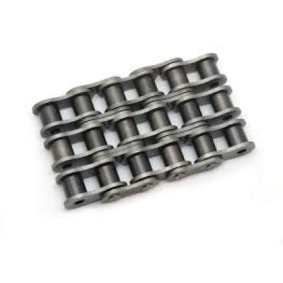 High quality carbon steel cranked-link transmission chains SS1245 High Precision Roller Chain China Manufacturer