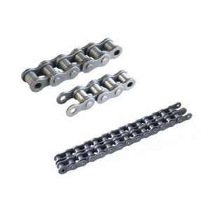 Roller Chain High Quality China Supplier Pitch 12.7mm SC4 steel Inverted tooth chain for transmission