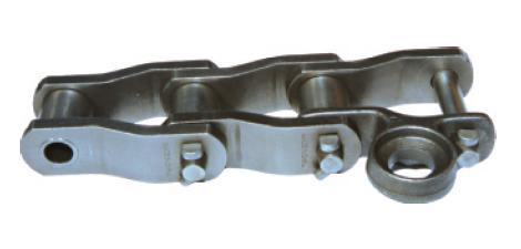 Stainless steel Cranked-link transmission chains 3315F3 High Precision Roller Chain China Manufacturer