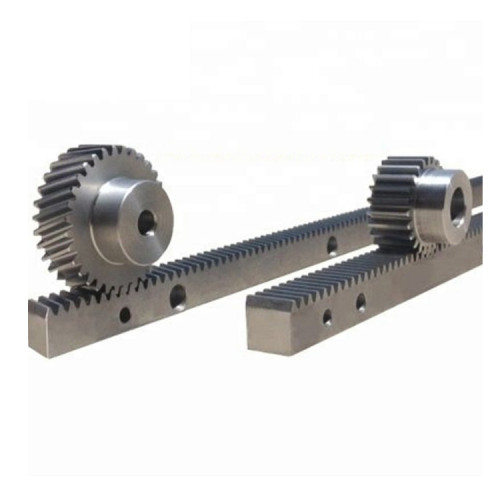 Precision helical steel gear rack and pinion manufacturer