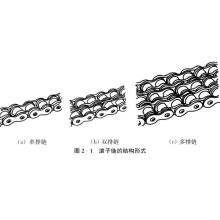 What is a roller chain