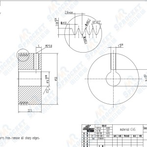 50 PJ-4 - Pilot Bored are the basic type of poly-V-belt pulleys.