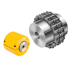 KC-4012 Roller Chain High Quality China Supplier Shaft Coupling Flexible Couplings for Paper bag Machine