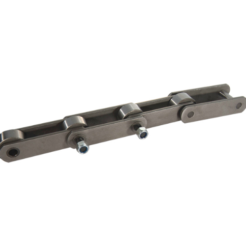 STEEL HOLLOW PIN CONVEYOR CHAINS ZC60/ZC150/ZC300 high precision Chinese Manufactured transmission