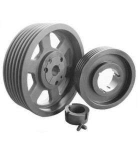 Taper lock bushing v belt pulley for motor SPA/SPB/SPC/SPZ China manufacturer high precision components