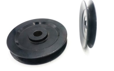 Cast iron adjustable variable speed motor pulley Roller Chain High Quality China Supplier