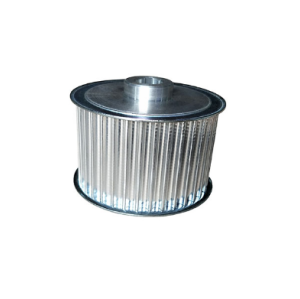 high precision Chinese Manufactured transmission T2.5/T5 Aluminum & steel timing belt pulley timing pulley