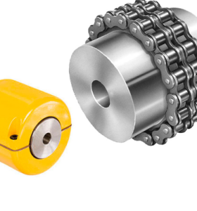 KC-12022/KC-12018 cast iron roller chain sprocket coupling high precision Chinese Manufactured transmission