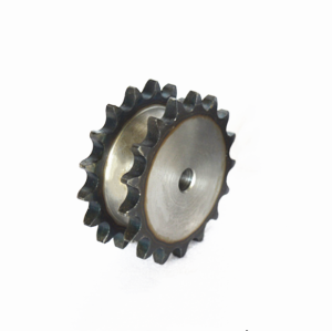 American Standard Double Sprocket for Two Single Chains 100