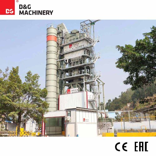 D&G Standard Series DG4000T280 320t/h  hot mix plant