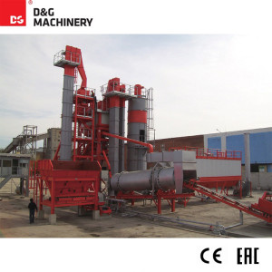 15% Recycled asphalt solution - Feeded to Mixer Directly